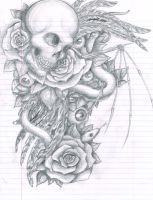 Skull by Lady-Leviathan104-24