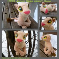 1995 Japan Sega Adult Nala by DoloAndElectrik