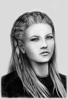 Lagertha by WilamiaGalder