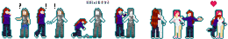 A Petrifying Shimmer - Sprite TFTG by Nero-The-Lime