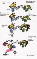 when Link meets Cloud by Ed5070
