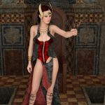 Gift from Secret Worshipper 1 by Amarie-Tinuviel