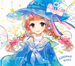 Wadanohara and the great blue sea by Cymphonia