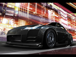 Nissan 350z weapon X by AS001