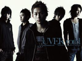 UVERworld by HeartJacker13 by The-Japanese-Club