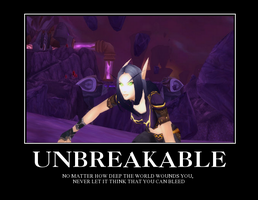 Unbreakable by AranyaVerSarn