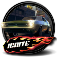 Ignite - The Race Begins - Icon by DaRhymes