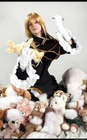 Pandora Hearts:Kill the rabbit by Ansuchi