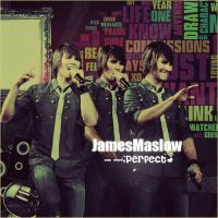 James Maslow 1 by Ginicita