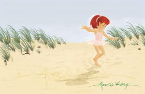 Summer Days by Aaron Kirby by AtomicKirby