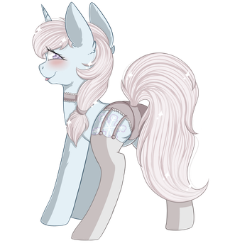 Commission: Diamond Dust by adostume