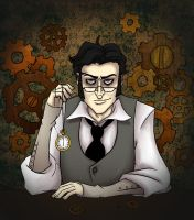 The Watchmaker's Apprentice by MindlessFaggotry
