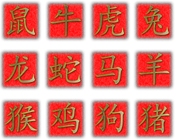 Chinese Years Stamps by calvinlimuel