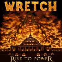WRETCH Rise to Power album cover by TENMAO