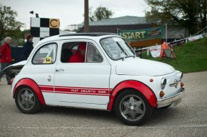 Fiat Abarth 695 by FurLined