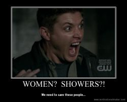 Dean Winchester: the true motive by Mixmaster900