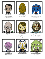 Forced Companions Daycare Yearbook Class Pic 3 by kabeone