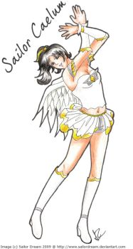 Request: Sailor Caelum by SailorDream