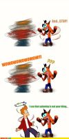 You spin me Crash round Bandicoot,right round by TheRealFry1