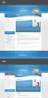 Dental Website by Mellikki