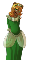 Flora - Ref by teaunicorn