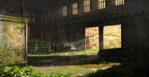 Ruined City 3 by Alfonso-G-Padron