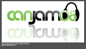 CanJam08 logotype by GTRacer