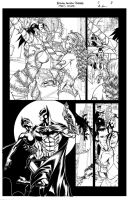 Batman: Arkham Unhinged by UnderdogMike