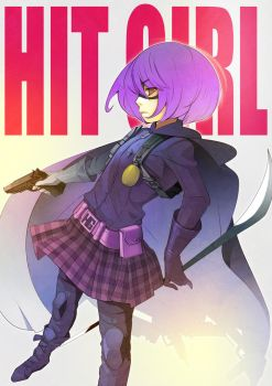 hit girl by kuzuiyuko