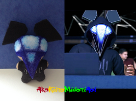 Watch Dogs Plushes: DEFALT by AkaKiiroMidoriAoi