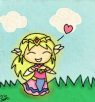Happy Zelly by Ella-ocarina