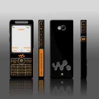 Sony Ericcson Cellphone by german310