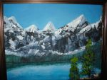 Lake Louise. by A-mber-M-arie