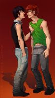 South Park: Something new. by Kinky-chichi
