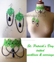 St. Patrick's Day by CohullenDruith