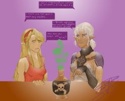Savryl's Quest for a Decent Bar Buddy Part 7 by Nativa-Basco