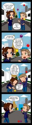 Juggling by KamiDiox
