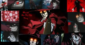 Alucard The No Life King by Darknessgirl88