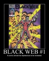 Motivation - Black Web #1 by Songue