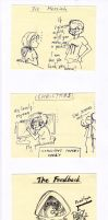 Post-its 9 by Lucifielle
