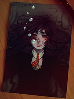 #3: Hermione - no need to save me by ZARINAABZALILOVA