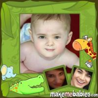 If Adam and I Had a Baby by MicahArt26