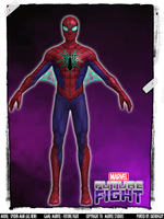 MARVEL Future Fight - Spider-man (All New) by DatKofGuy