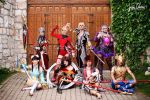 Soul Calibur 5 (II) by Zihark-cosplay