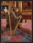Palace of Ajuda Music Room by Tigles1Artistry