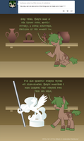 Ask The Heroes of Caballeria: Clay on Sculpting by The-Clockwork-Crow