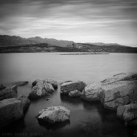 End of river Zrmanja by ivancoric