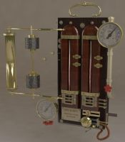 Steampunk Thermometer Widget in 3D by yereverluvinuncleber