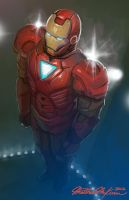 Iron Man by Kanaru92