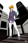 Neku Sakuraba - 6 years older by The-Blue-Wind